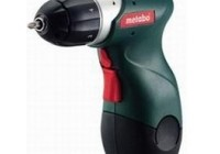 Шуруповерт Metabo PowerGrip 4.8 V  metabo