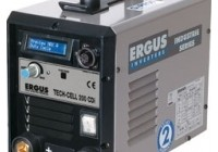 Сварочный инвертор TECH-CELL 200 CDi G-PROT  ERGUS inverters